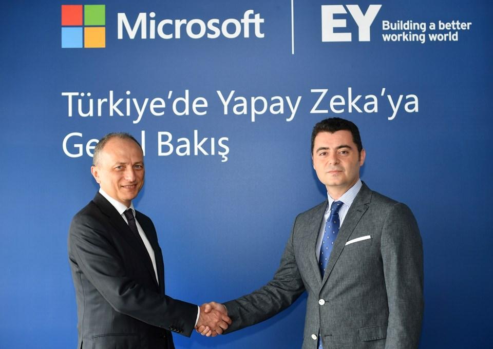 Microsoft EY Yapay Zeka Raporu