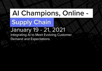 AI Champions - Supply Chain 2021