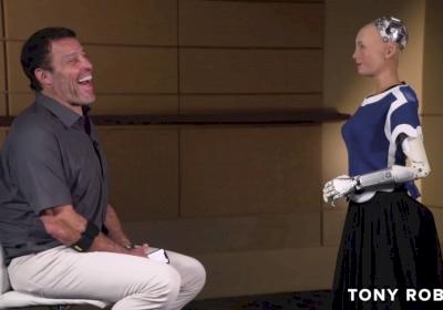First Humanoid Robot Sophia