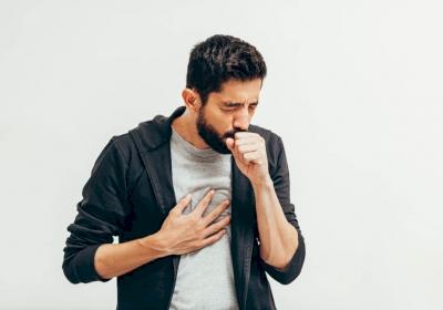 AI Coughing Coronavirus
