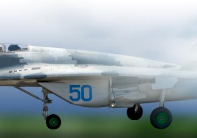 AI Military Plane