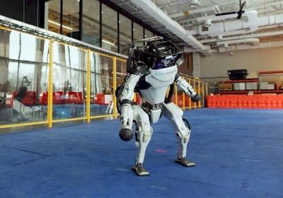 Boston Dynamics - Robots