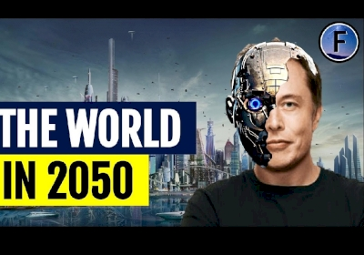 The World in 2050 - 2